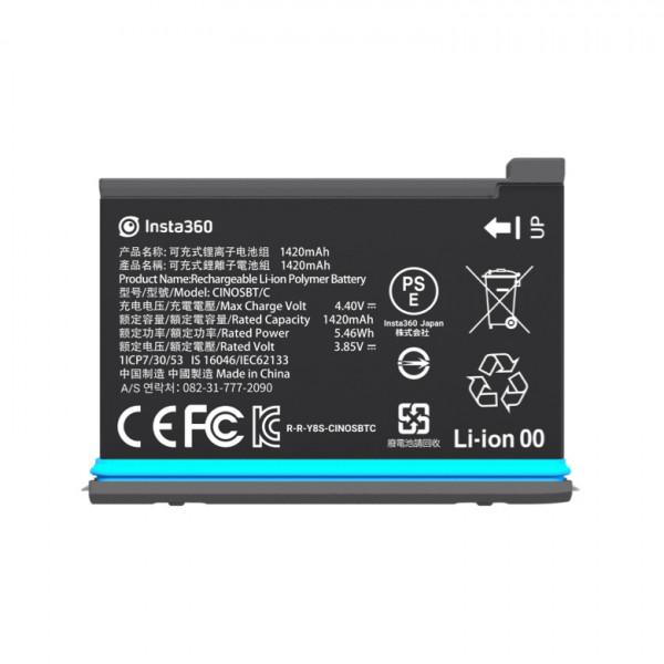 akumulator insta360 one x2