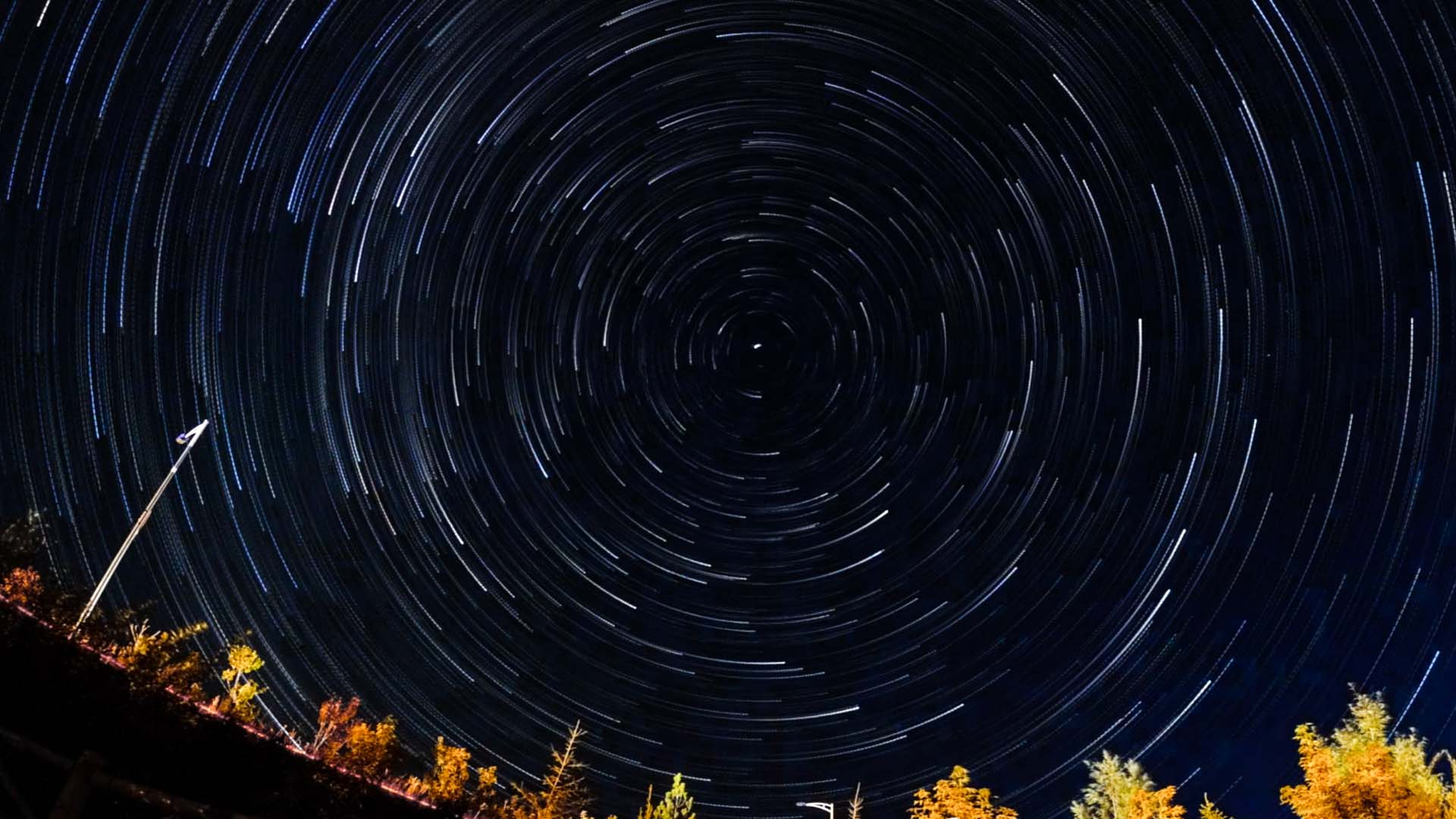 Funkcja Starlapse