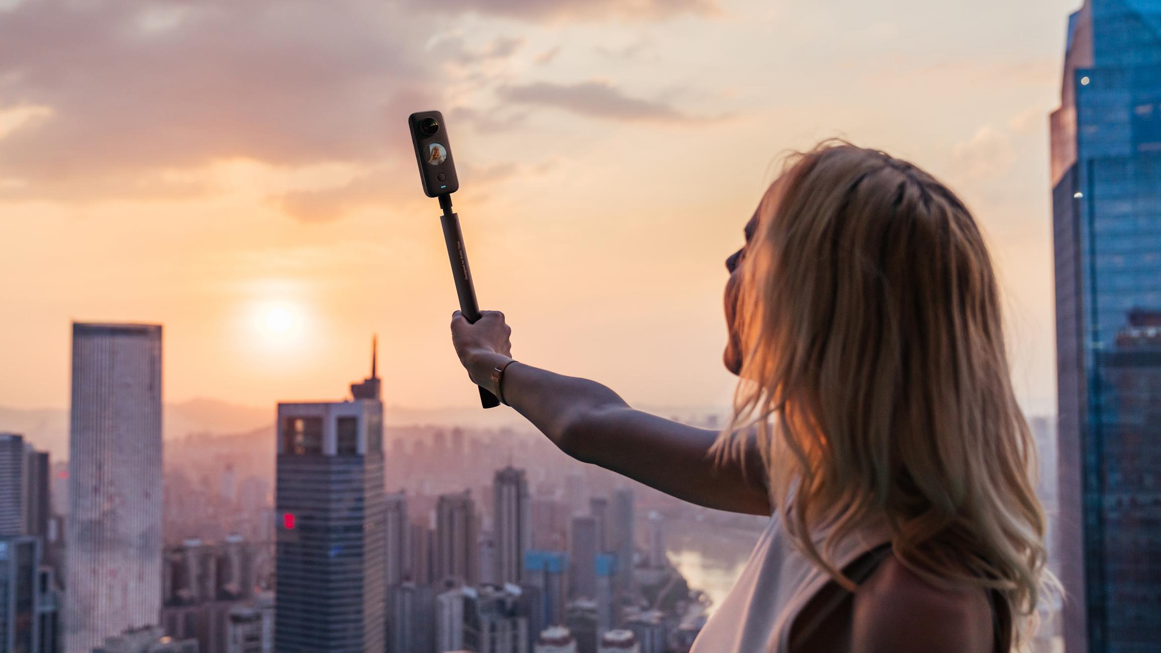 Kijek Invisible Selfie Stick